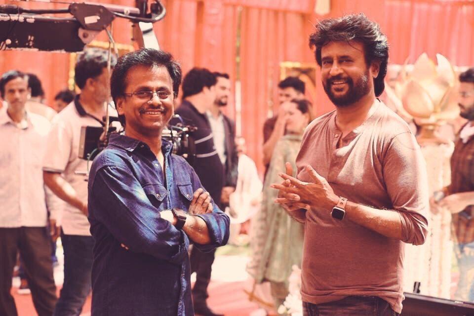 Superstar Rajinikanth Pongal 2020 Movie Darbar Shooting Completed