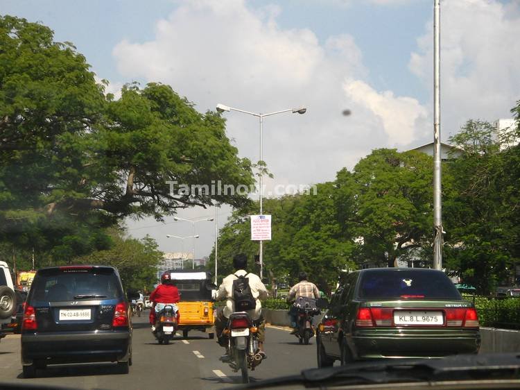 Anna nagar main road