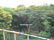 Anna nagar park from tower