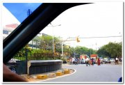 Annanagar roundana junction