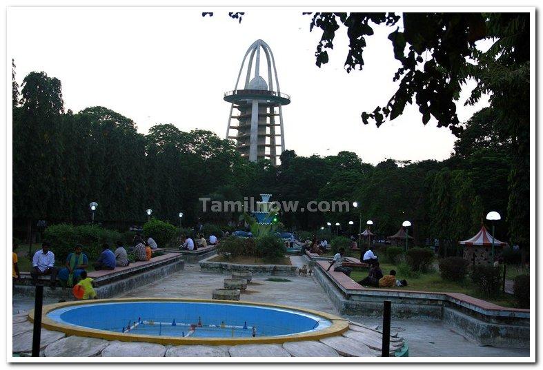 Annanagar tower