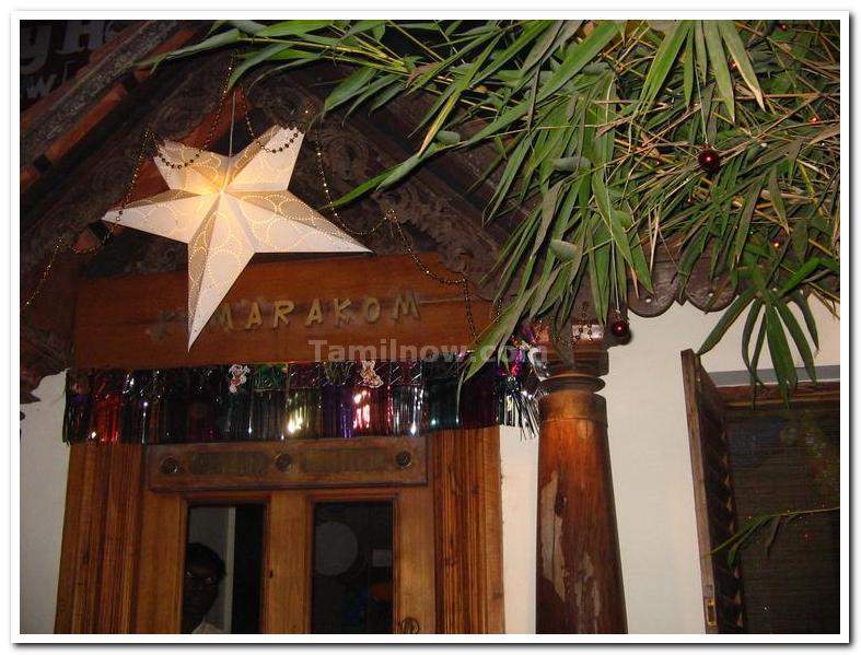 Kumarakom restaurant anna nagar