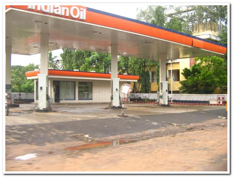 Petrol bunk near annanagar west terminus