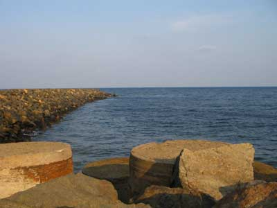 Chennai beach 2890