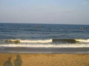 Chennai beach 2891
