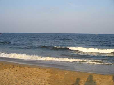 Chennai beach 2893