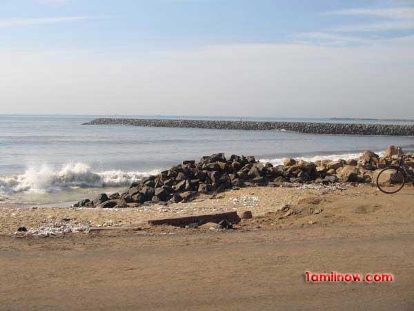 Sea tide 3732