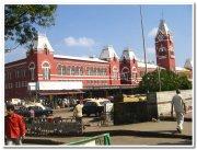 Chennai central auto entrance