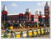 Chennai central auto parking