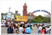 Chennai central car park