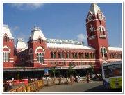 Chennai central entrance