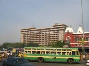 Chennai central reservation building