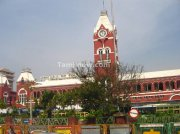 Chennai central symbol of chennai