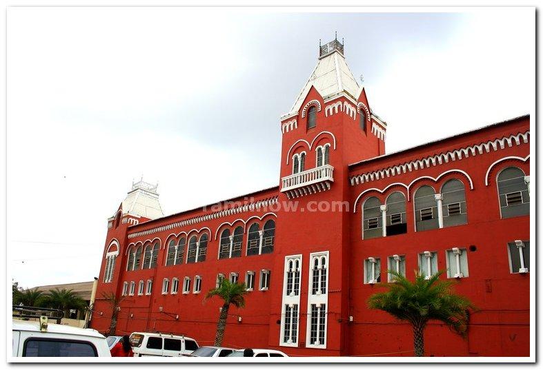 Chennai central tower