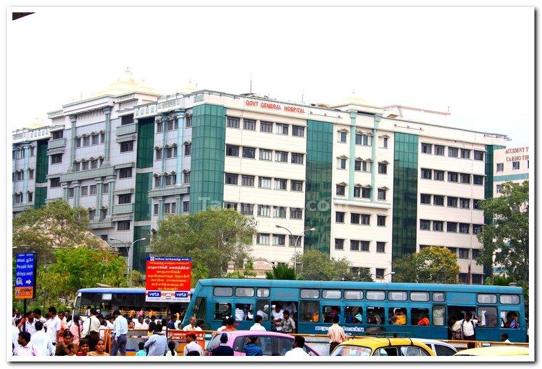 Govt general hospital chennai