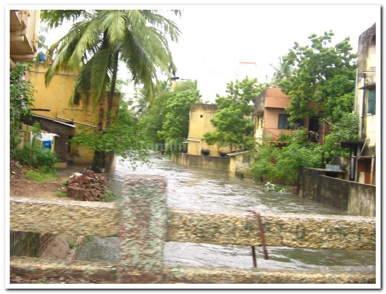 Chennai city flood