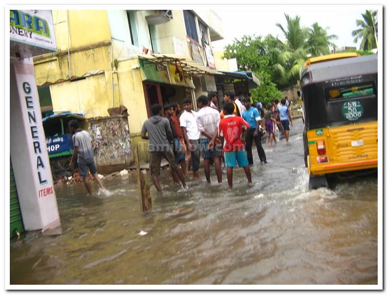 Chennai flood3