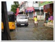 Maruti in water