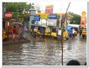 Vadapalani flooded road