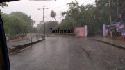 Chennai rain photo 01 near nungambakkam railway station 511