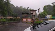 Chennai rain photo 05 loyola college front 621
