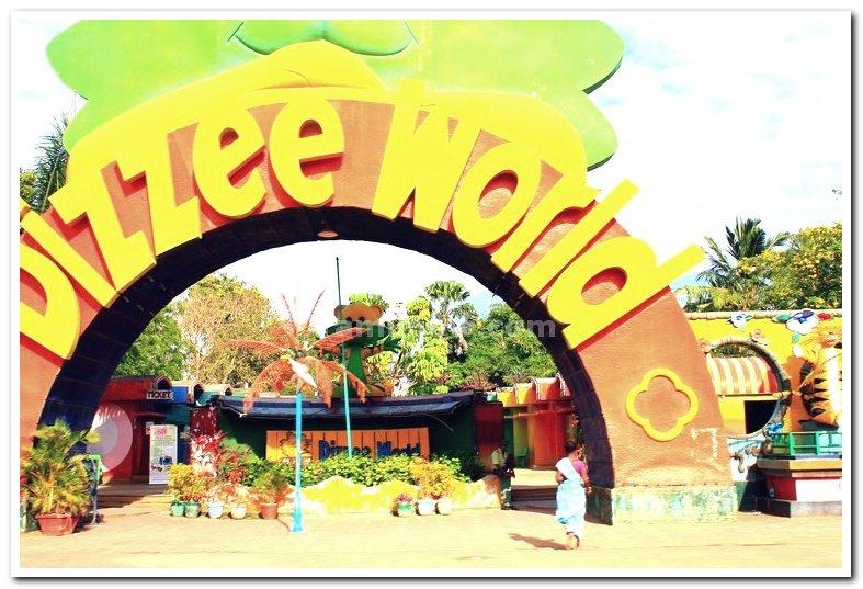 Dizzee world