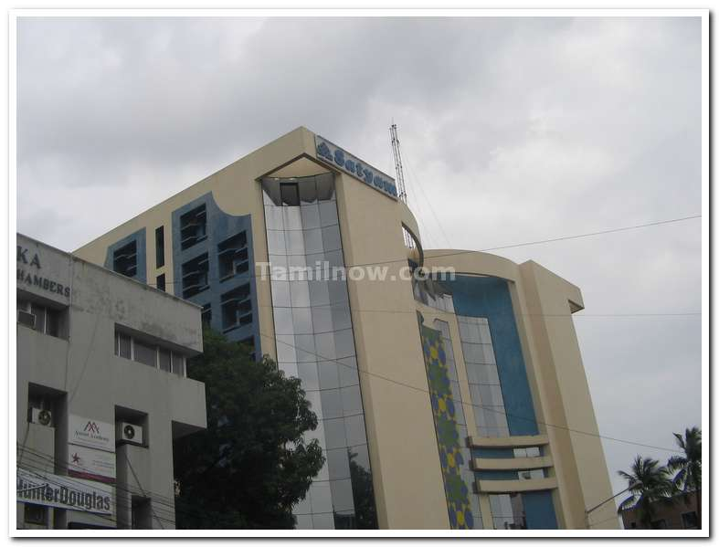 Another satyam building