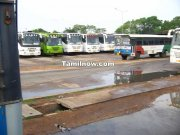 Buses at cmbt