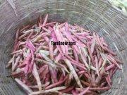 Beans for sale koyambedu vegetable market 44