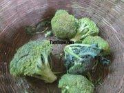 Broccoli for sale at koyambedu vegetable market 552