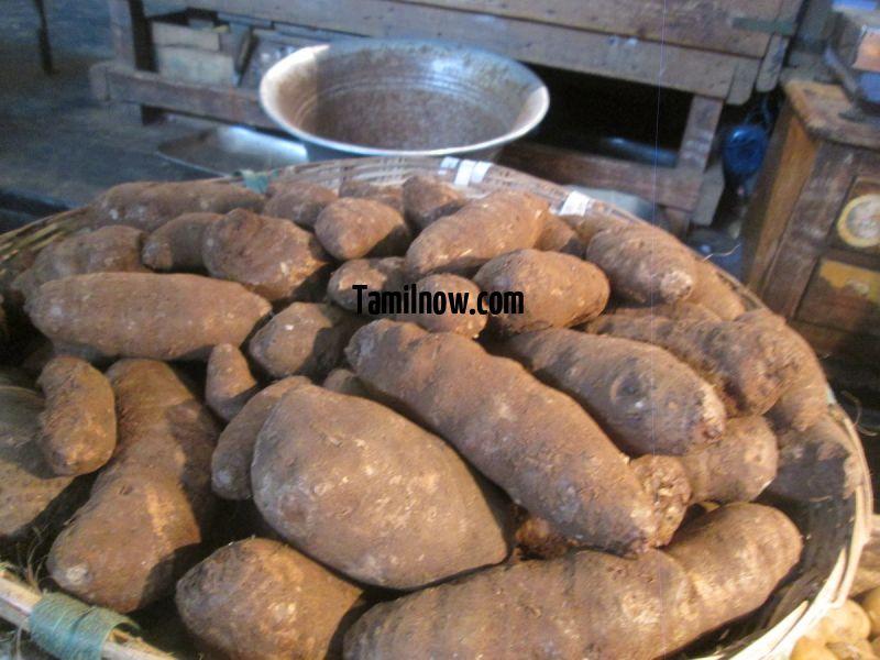 Vegetables at koyambedu vegetable market 59