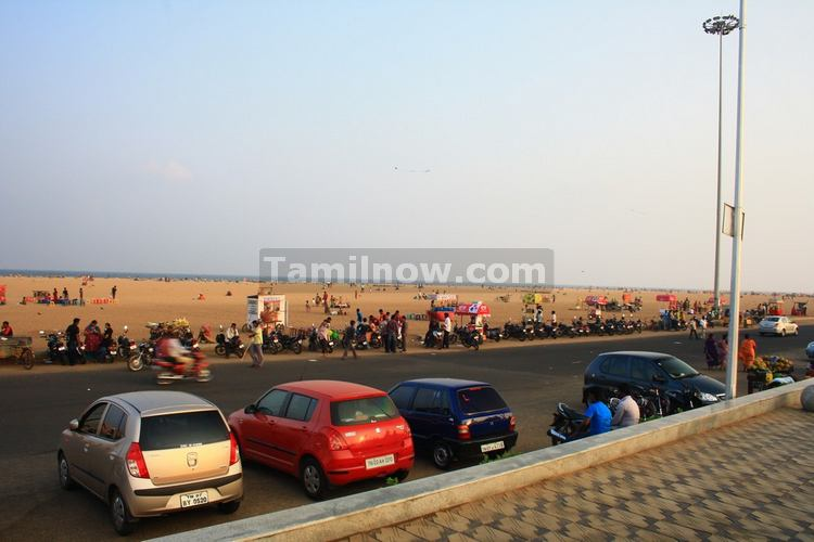 Marina beach pictures 2