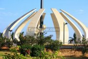 Mgr memorial at marina beach 4