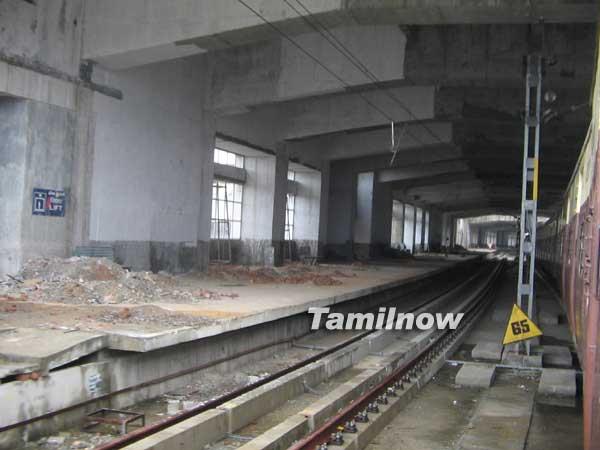 Inside station 4352