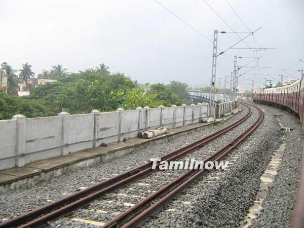 Mrts railway line 4343