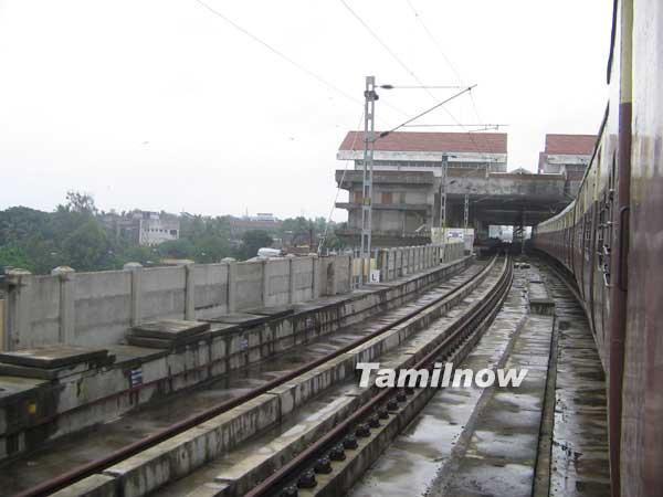 Railway station 4357