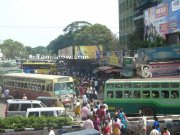 Chennai parrys bus stand