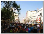 Crowded usman road tnagar 1