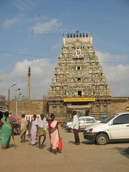 Thiruvotriyur gopuram 2