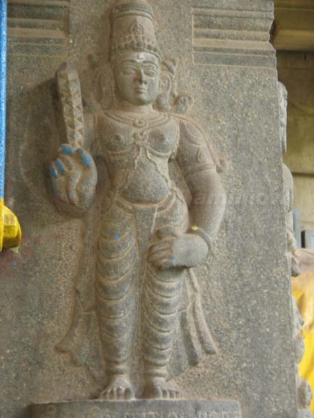Thiruvotriyur temple 5