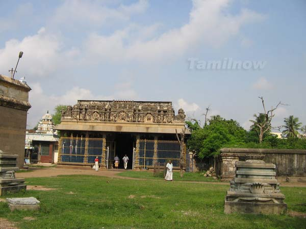 Thiruvotriyur temple 8