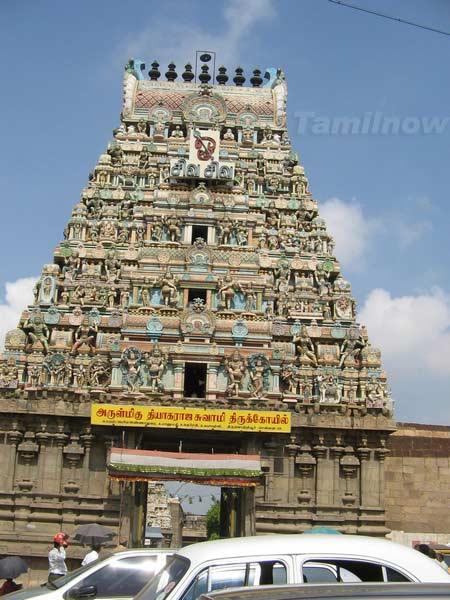 Thiruvotriyur temple