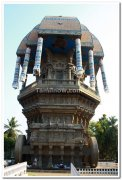 Valluvar kottam chariot photo