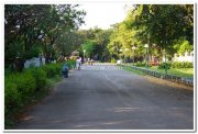 Valluvar kottam way to garden
