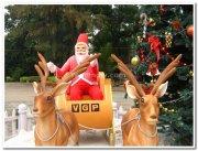 Santa at vgp
