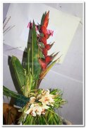 Ikebana flower arrangement 3