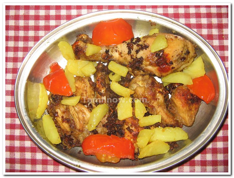 Goa chicken fry