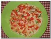 Tomato oothappam