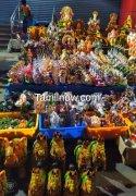 Golu display shops at mylapore