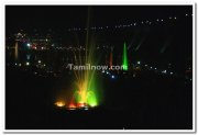 Colourful musical dancing fountains photos 3